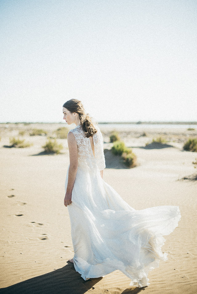 novia bohemia boda playa blog bodas diferente original perfecto tendencias