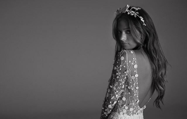 bodas blog vestido novia boho barcelona wedding bride dress rime arodaky