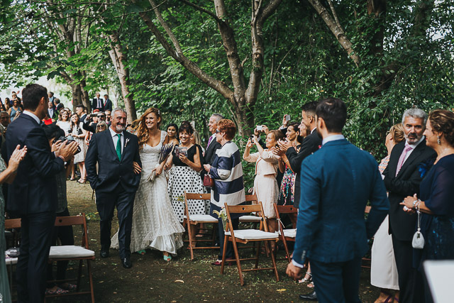 boda asturias blog novia vestido laura escribano wedding spain boho folk