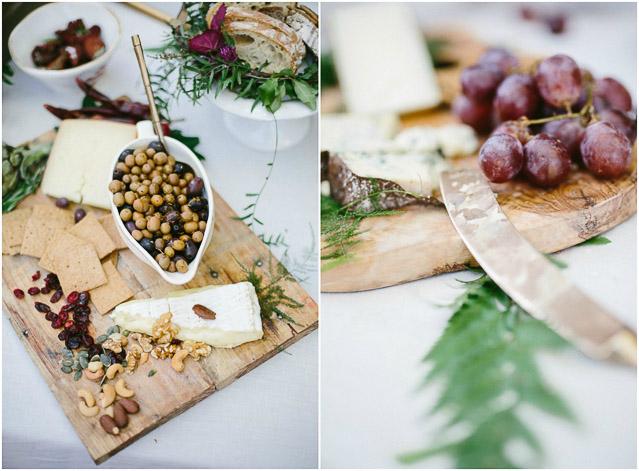 boda vegetales organica vegana ecofriendly sofisticada detallerie