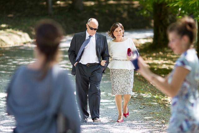 invitada boda blog estilo vestido pamela tocado mono