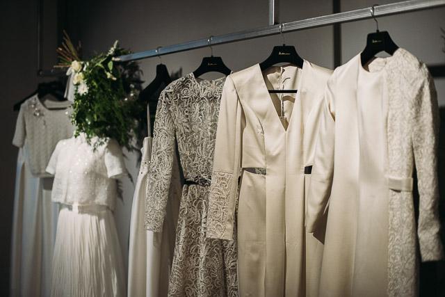 vestido novia blog boda barcelona original bohemio aube bridal dress