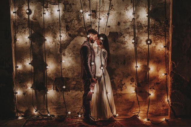 boda nave industrial blog bodas diferente especial pablo beglez