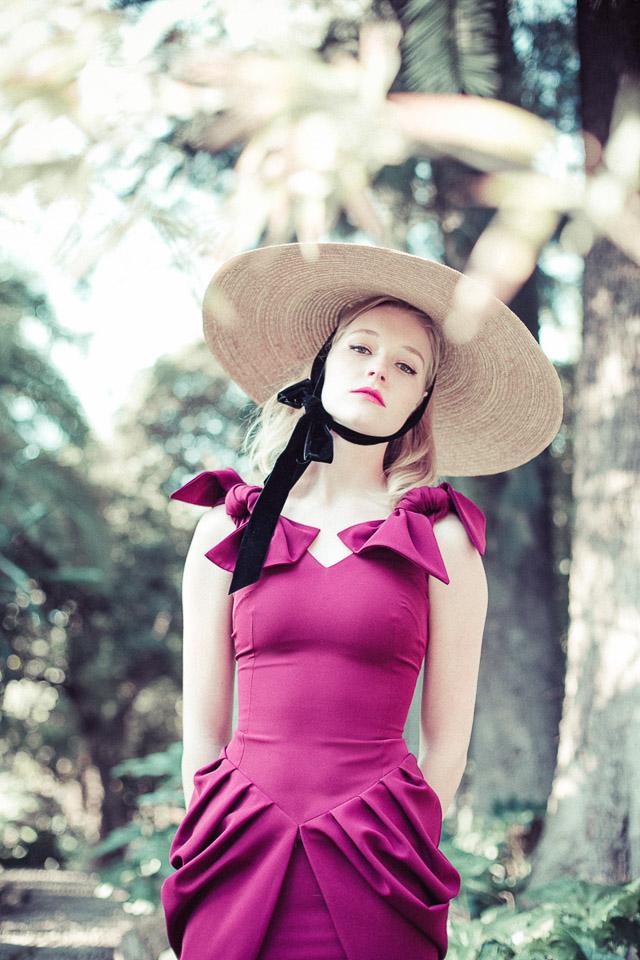 invitada boda blog vestido primavera verano cherubina