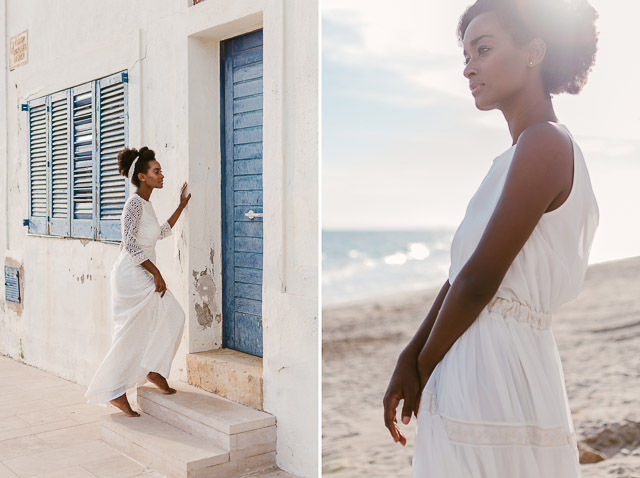 novia mediterrano crochet afro caribe ideas diferente blanco y caramelo