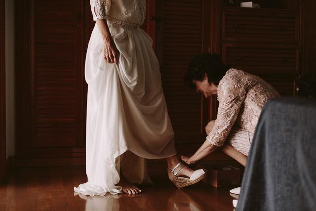 boda blog novia vestido laure sagazan ciudad real boho wedding a todo confetti