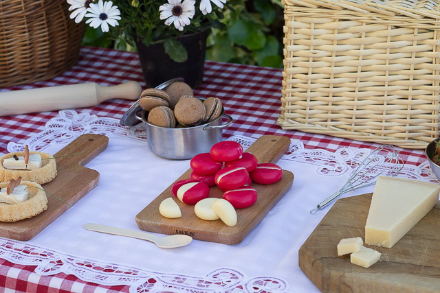 fiesta cocineros cumpleanos birthday chef cocinitas cocina gourmet ratatouille