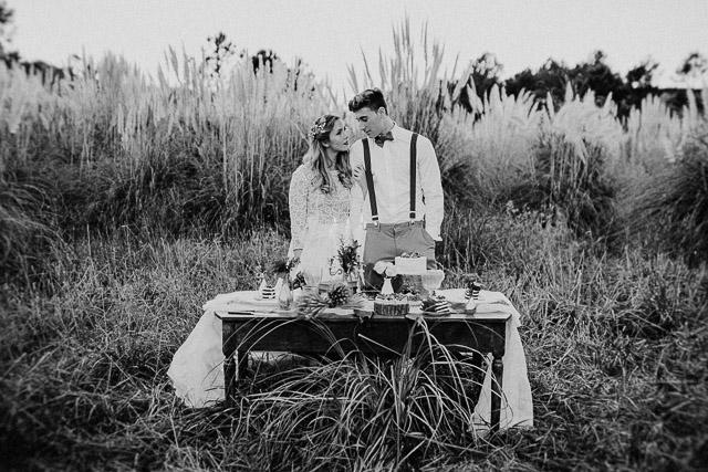 monika zaldo fotografia boda playa romantica ideas hoguera san juan