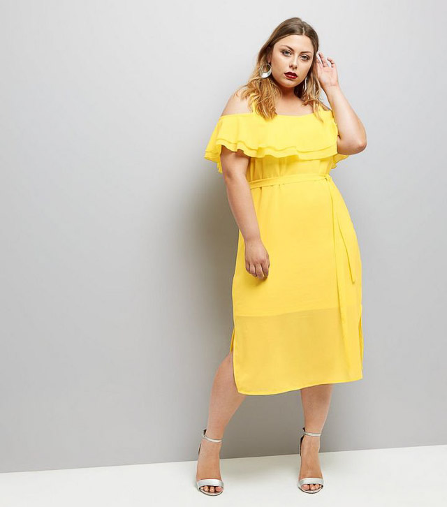 vestido boda tallas grandes invitada curvy perfecta blog dress