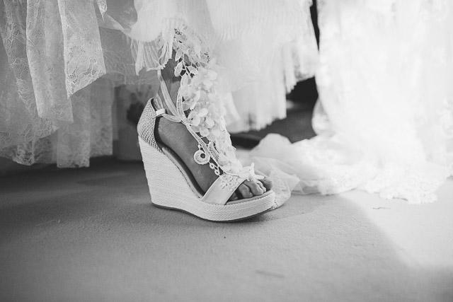 vestido boho bohemio YolanCris fecos novia bride hippy