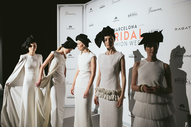vestido novia sophie voila boda blog barcelona bridal fashion week