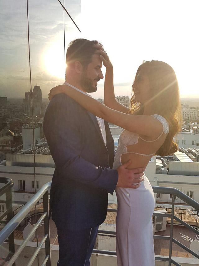 clara alonso boda wedding blog novia vestido madrid palacio aldovea