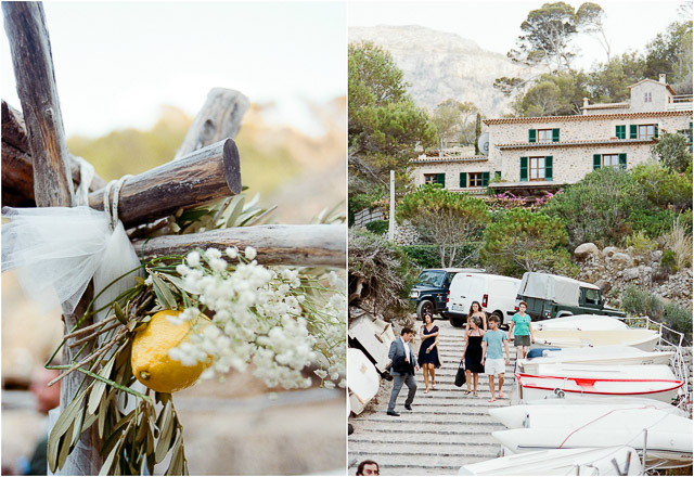 mallorca boda wedding deia wedding boho bohemian