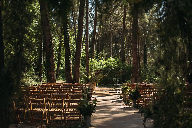 immacle novia vestido boda boho garriga castelladral folk wedding