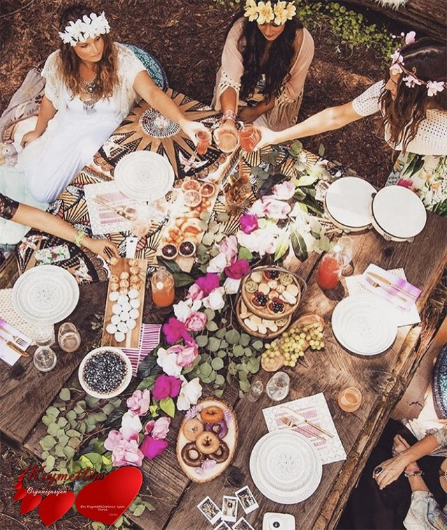 Bridal Party Shower despedida soltera ideas boda fiesta