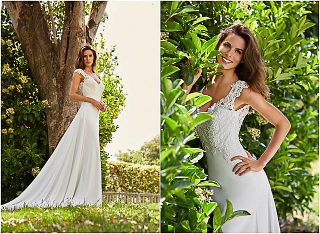 st patrick studio novia vestido boda bridal wedding gown 2018