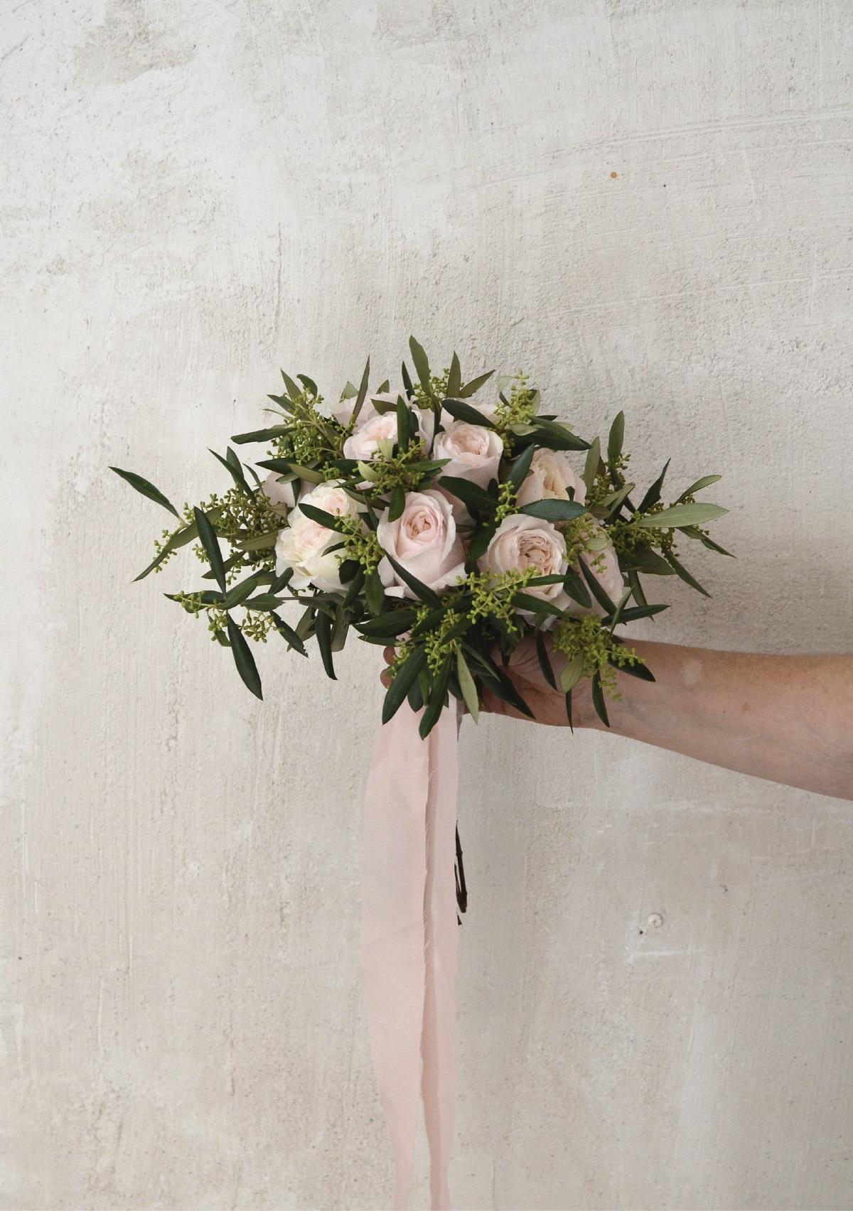 alblanc ramos de novia