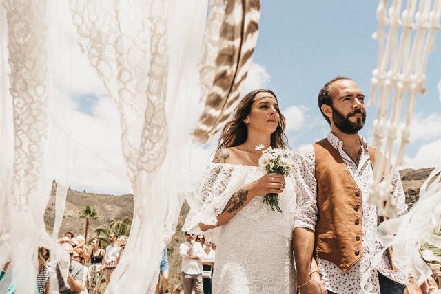 boda slow eco wedding festival informal boho bohemia
