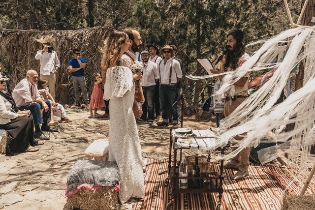 boda slow eco wedding festival informal