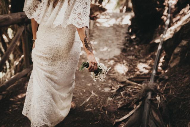 boda slow eco wedding festival informal