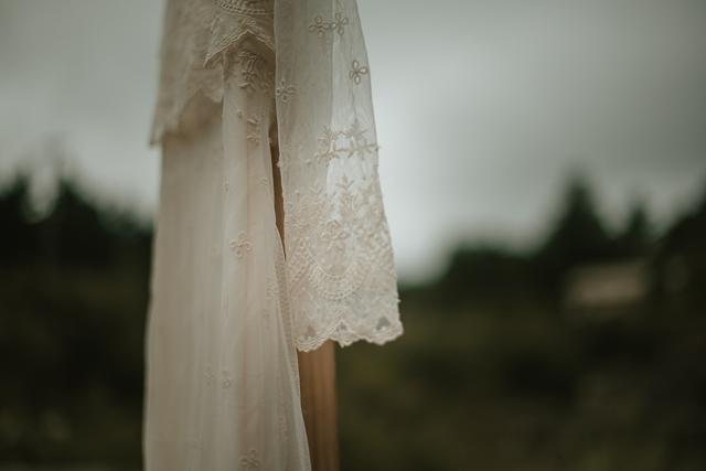 otaduy vestido novia barcelona ideas bohemia boho chic