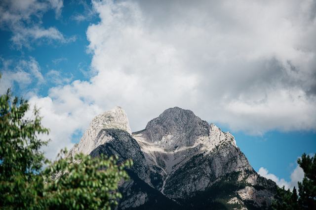 boda intima Pirineo montañas sorprendente wedding folk mountain atodoconfetti boho