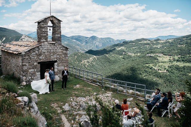 boda intima pirineo montana mountain wedding 32