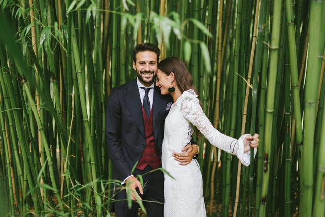 boda bilbao alicia rueda vestido novia blog tropical wedding atodoconfetti