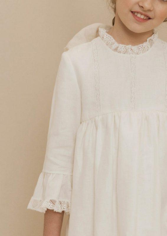 comunion 2018 vestido niña