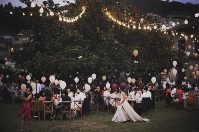 boda galicia pazo novia vestido boho bohemio blog bodas atodoconfetti
