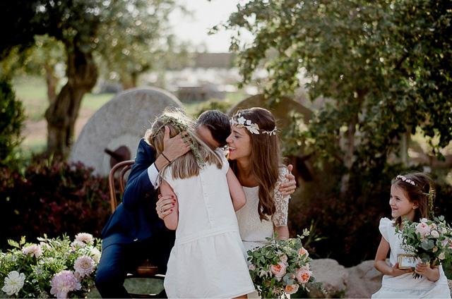 laure de sagazan boda campestre lleida rural boho bride