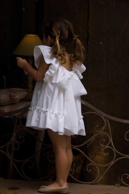 vestidos niña arras bonitos monos preciosos