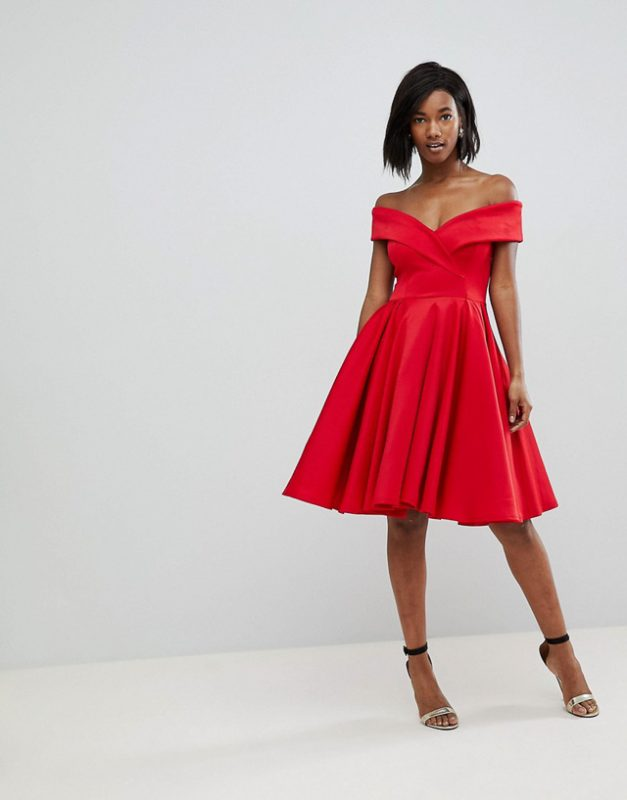 asos vestido corto fiesta boda invitada look blog atodoconfetti