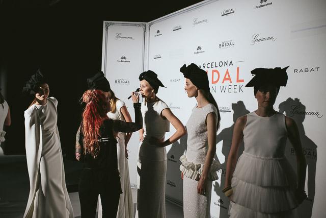 vestido novia sophie voila boda blog barcelona bridal fashion week