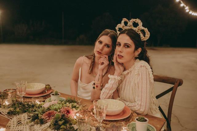 otaduy lesbiana boda vestido novia blog lgtb homosexual