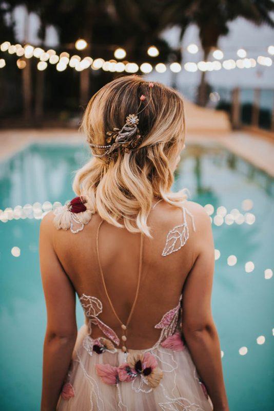 vestido flores bordadas boho marco y maria vestido flores bordadas  vestido flores bordadas alberto Mahtani boho marco y maria vestido flores bordadas