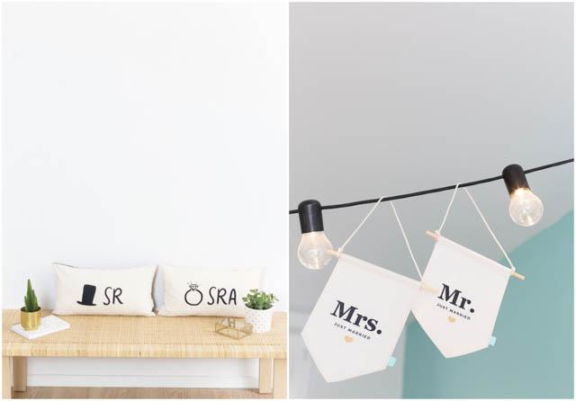 calcetines bengalas kits regalos boda detalles originales divertidos