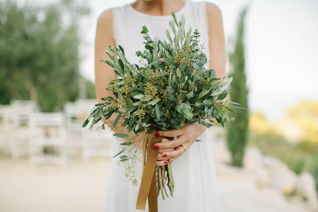 ramos de novia 2018 sencillos originales silvestres