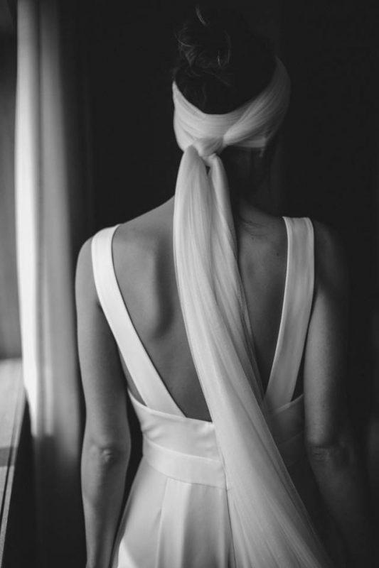 boda galicia pazo sergude vestido novia teresa helbig blog velo turbante