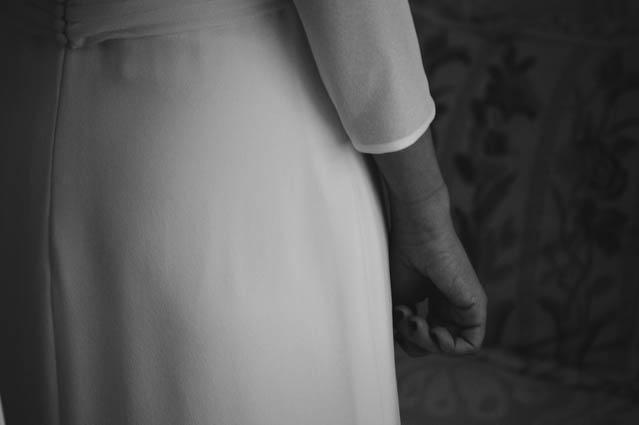 rosa clara vestido novia pazo santa cruz boda galicia suma cruz pendientes helechos