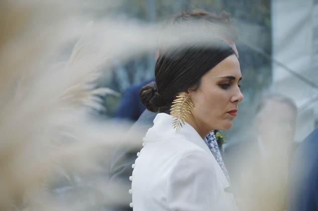 rosa clara vestido novia pazo santa cruz boda galicia