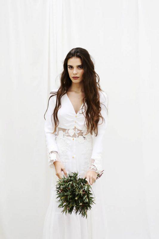 mireia barcelona vestido a medida personalizado novias invitadas