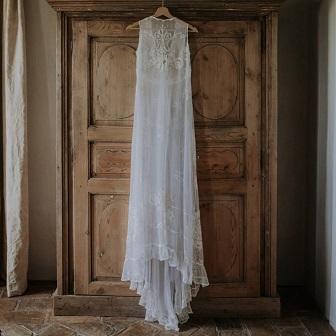 larca barcelona vestido novia vintage 2