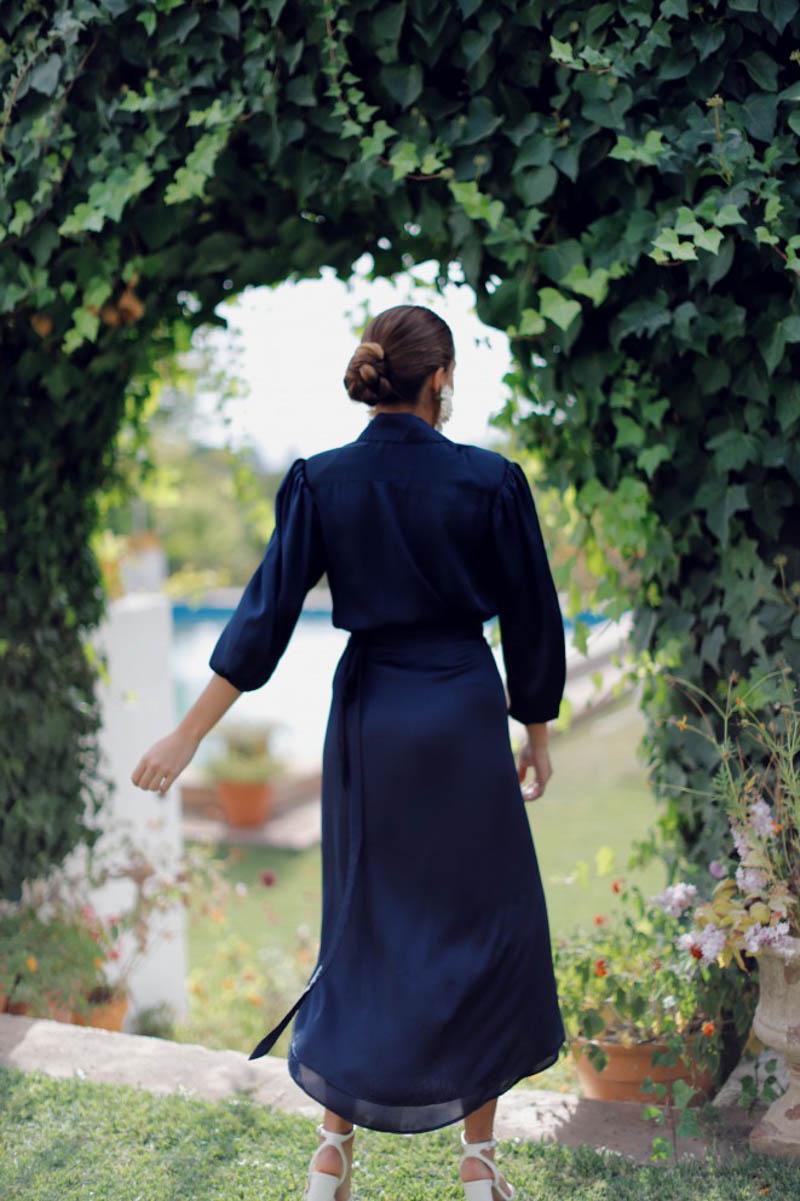 barey vestido invitada boda fiesta blusa falda invitadas