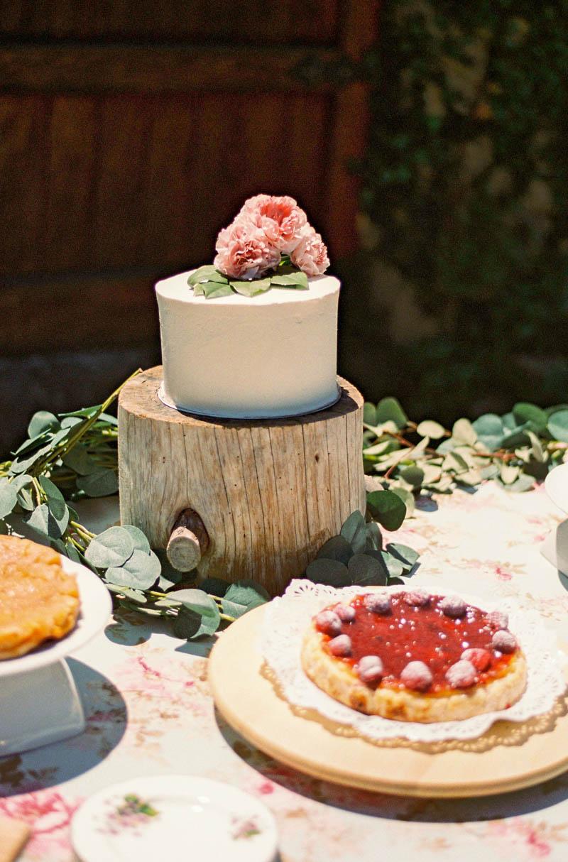 bautizo idea decoracion fiesta mesa flores primavera 12