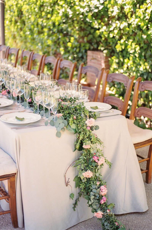 bautizo idea decoracion fiesta mesa flores primavera 33