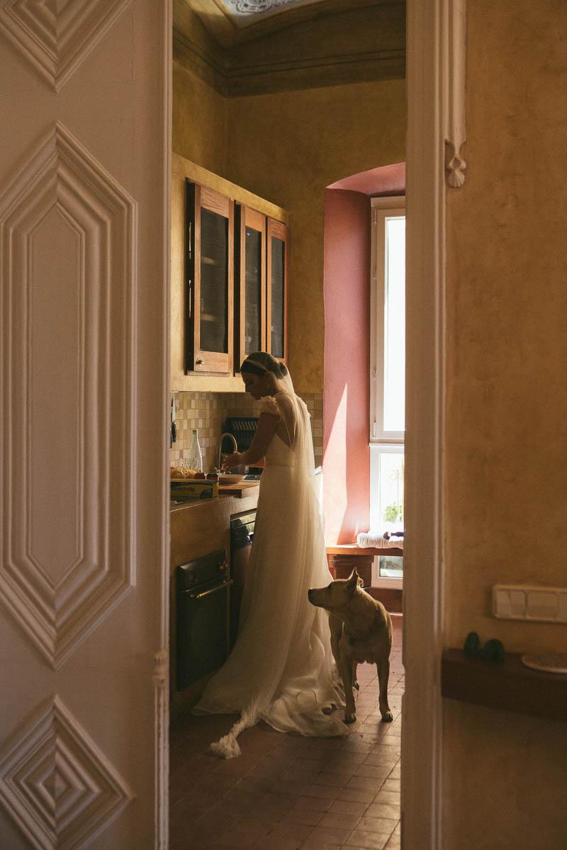boda emporda vestido novia tot hom begur 13