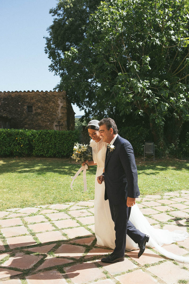 boda emporda vestido novia tot hom begur 22