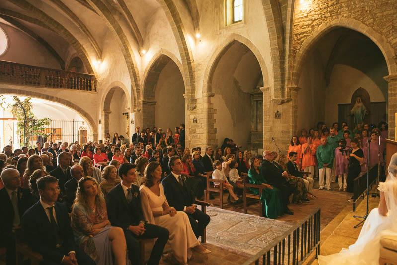 boda emporda vestido novia tot hom begur 24