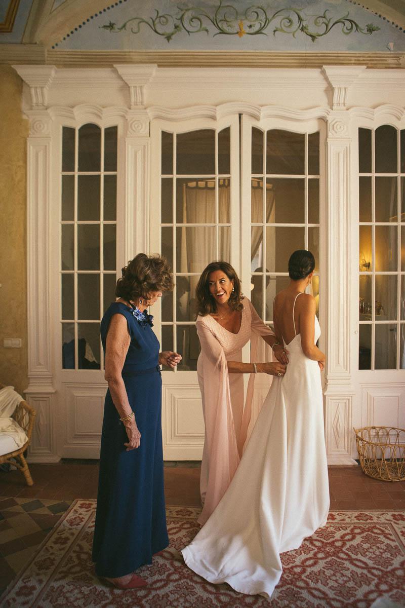 boda emporda vestido novia tot hom begur 7